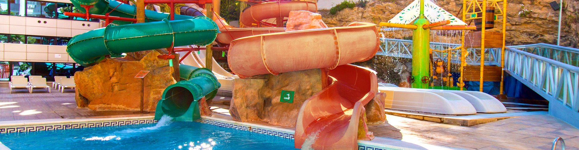 Magic Aqua™ Rock Gardens - Benidorm -