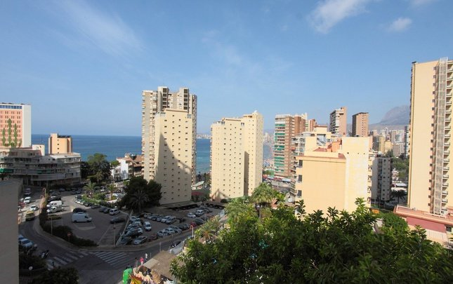 Master superior magic rock gardens hotel benidorm