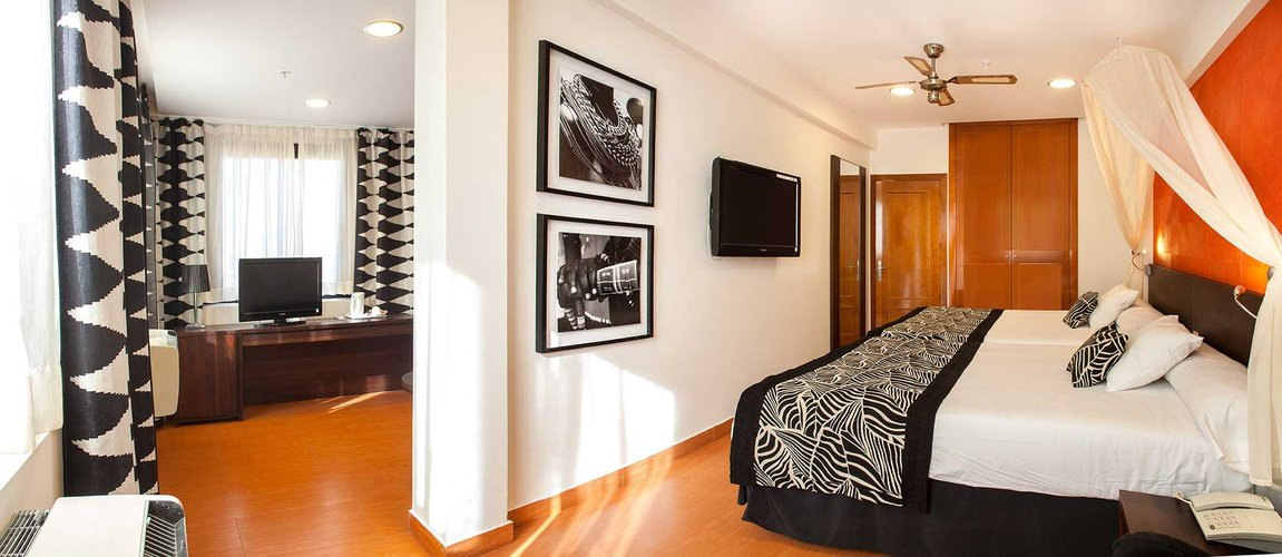 Superior room magic rock gardens hotel benidorm