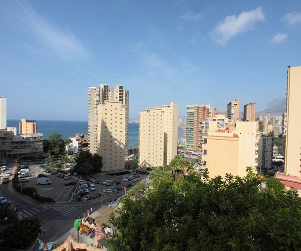 What to see in benidorm magic rock gardens hotel