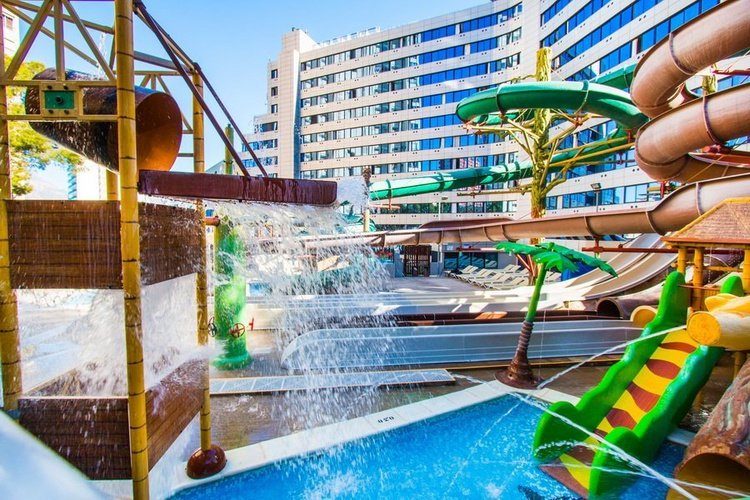 Slides Magic Aqua Experience™ Magic Aqua™ Rock Gardens Benidorm