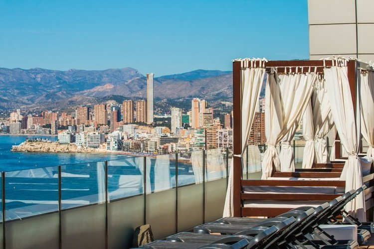 Chillout Magic Rock Gardens Hotel Benidorm