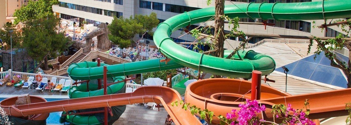 Magic Aqua Experience™ Magic Aqua™ Rock Gardens Hotel